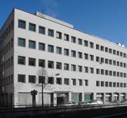 Architekturbüro Weishaupt München I Bankgebäude Fassadensanierung