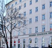 Architekturbüro Weishaupt München I Sanierung und Umbau Ärztehaus