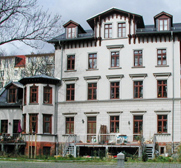 Architekturbüro Weishaupt München I Umbau und Sanierung einer Stadtvilla