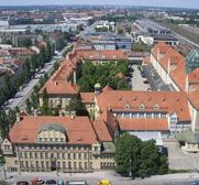 Architekturbüro Weishaupt München I Hauptzollamt Bestandserfassung von 45.000 m² BGF