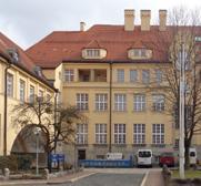 Architekturbüro Weishaupt München I Ehem. Zolltechn. Prüf-und Lehranstalt Umbau