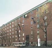Architekturbüro Weishaupt München I staatliches Gebäude, Fassadensanierung