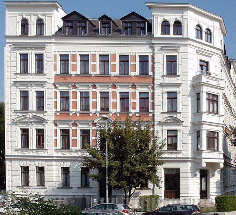 Leipzig wohnhaus historismus architekturb ro weishaupt for Architekt leipzig